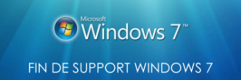 Fin du support de Windows 7 et 2008R2